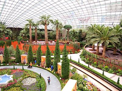 【名古屋発】シンガポール航空利用シンガポール4・5日【春~夏本番!盛りだくさん】