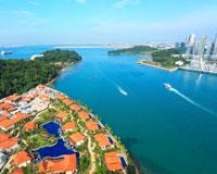 【名古屋発】シンガポール航空利用!セントーサ島とシンガポール5日【先どり!】