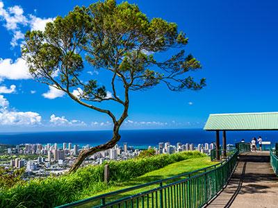 【関空発】航空会社指定なし直行便で行くハワイ4・5・6・7日【秋~早春の先どり!】