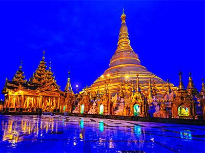【関空発】絶景バガン遺跡とバゴー・ヤンゴン5・6日【絶景・祭り・体験】
