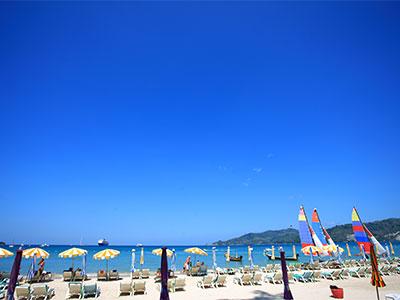 【関空発】タイ国際航空利用(関空~バンコク間)プーケット島5・6日【盛りだくさん】