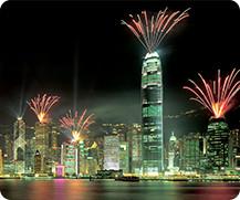 【関空発】キャセイパシフィック航空で行く香港3・4日 夜景観光付き【お買得】