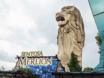 【関空発】みんなでわいわいセントーサ島の4名部屋に泊まるセントーサ島+シンガポール5・6日【夏のたび】