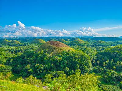 【関空発】フィリピン航空利用セブ島&ボホール島5・6日【夏のたび】