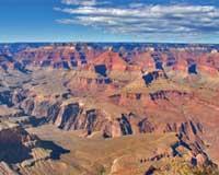 【関空発】グランドキャニオン国立公園とセドナ・ラスベガス5・6日【自然】