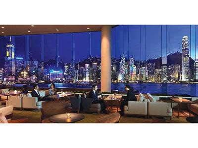 【関空発】インターコンチネンタル香港に泊まる香港3・4日【一度は泊まりたい憧れのホテル】