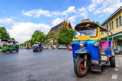 【関空発】タイ国際航空直行便で行くバンコク4・5日【先どり!】