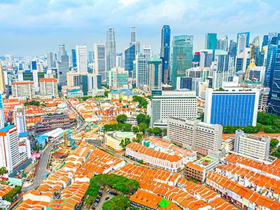 【関空発】シンガポール航空で行くシンガポール 4・5日【先どり!】