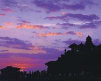 【関空発】ガルーダインドネシア航空直行便バリ島4・5・6日 観光付き【盛りだくさん】