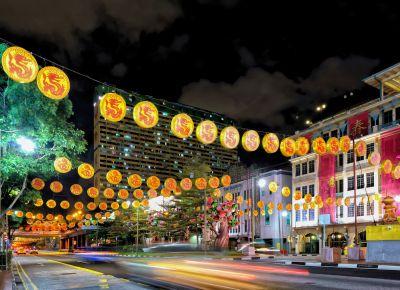 【関空発】年末年始に行くシンガポール航空午前便で行くシンガポール5日【先どり!】