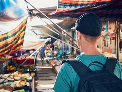【関空発】年末年始に行く!バンコク・アユタヤ4・5日 観光付き【盛りだくさん】