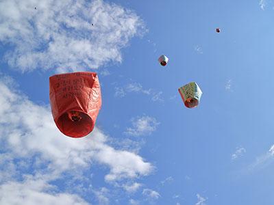 【関空発】年末年始に行く!台北3・4日 九份観光&十分の天燈上げ体験付き【盛りだくさん】