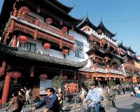 【関空発】日本航空で行く上海3・4日 木~土曜日出発がオトク!【先どり!】