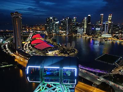 【関空発】みんなでわいわいヨークホテル4名1室OKの部屋に泊まるシンガポール4・5日【先どり!】