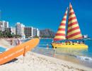 【関空発】ハワイで過ごす年末年始直行便で行く!ハワイ6日【年末年始】