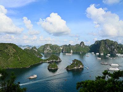 【関空発】11~12月出発限定ベトナム航空直行便利用ハノイ&ハロン湾4・5・6日【売りつくし】