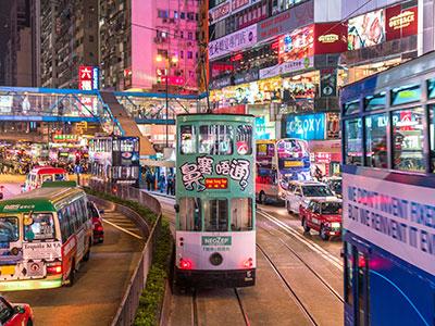 【関空発】キャセイパシフィック航空で行く香港3・4日 往復送迎付き【早春~春の先どり!】