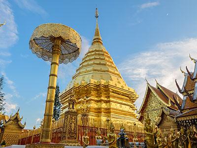 【関空発】タイ国際航空で行くチェンマイ4・5・6日【先どり!】