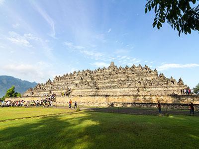 【関空発】ガルーダインドネシア航空で行くボロブドゥール遺跡&バリ島【春~夏の盛りだくさん】
