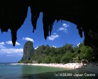 【関空発】タイ国際航空(関空~バンコク間)利用クラビ5・6日【春~夏の先どりリゾート】