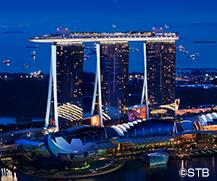 【関空発】シンガポール航空で行くマリーナ・ベイ・サンズに泊まる!シンガポール4・5日【春~夏の先どり!】