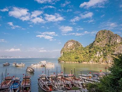 【関空発】ベトナム航空直行便で行くハノイ&ハロン湾4・5・6日【春~夏の盛りだくさん】