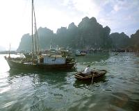 【関空発】ベトナム航空直行便ビジネスクラスで行くハノイ&ハロン湾4・5・6日【夏の盛りだくさん】