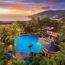 【関空発】タイ国際航空(関空~バンコク間)プーケット島4・5・6日【プール付きヴィラに泊まる】