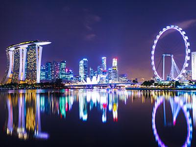 【成田/羽田発】シンガポール航空利用!シンガポール 朝食付き・送迎付き【先どり!】