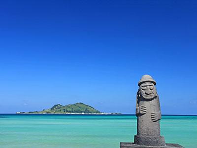 【成田発】大韓航空利用!/ティーウェイ航空利用!済州島3・4日【先どり!】