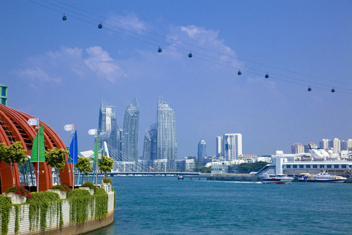 【成田/羽田発】シンガポール航空利用!セントーサ島とシンガポール5日【海外のテーマホテルに泊まろう】