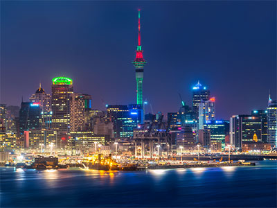 【成田発】ニュージーランド航空利用オークランド5・6日【先どり!】