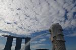【成田/羽田発】最後の1泊はマリーナベイ・サンズのマーライオン公園側のお部屋泊シンガポール【夏のボーナス企画】