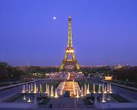 【成田/羽田発】エールフランス航空往復直行便利用パリ5・6・7日【先どり!】