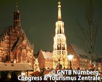 【成田発】ドイツの3つのクリスマス市とロマンティック街道を満喫【マーケットめぐり】