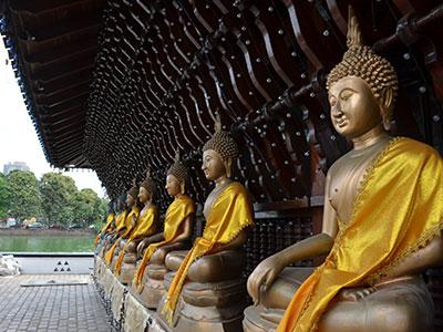 【成田発】スリランカ航空利用本場のアーユルヴェーダを満喫!スリランカ【体験】