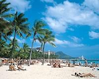 【羽田発】往復日本航空直行便利用ホノルル5・6・7日 往復送迎付き【満喫ハワイ】