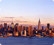 【羽田発】カンクン・ニューヨーク8・9・10日 カリブ海のリゾートに滞在 送迎付き【素敵なリゾートの休日】