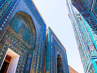 【成田発】大韓航空/アシアナ航空利用ウズベキスタン6日【絶景】