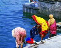 【羽田発】日本航空利用 宮殿ホテルに泊まる!聖なるガンジス川とデリー・アグラ・ジャイプール7日【体験インド】
