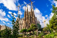 【東京発】バルセロナ5・6・7日 世界遺産サグラダ・ファミリア入場観光付き【満喫】