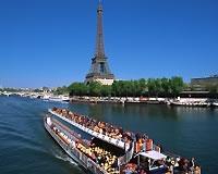 【羽田発】エールフランス航空往復直行便利用パリ5・6・7日【お気軽】