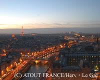 【成田発】エールフランス航空往復直行便利用パリ5・6・7日【お気軽】