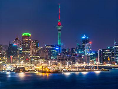 【成田発】ニュージーランド航空往復直行便で行くオークランド4・5・6日【春の大感謝祭!】