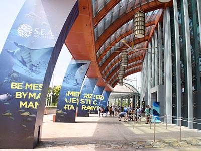 【成田/羽田発】シンガポール航空利用!セントーサ島4・5日 朝食付き・送迎付き【先どり】