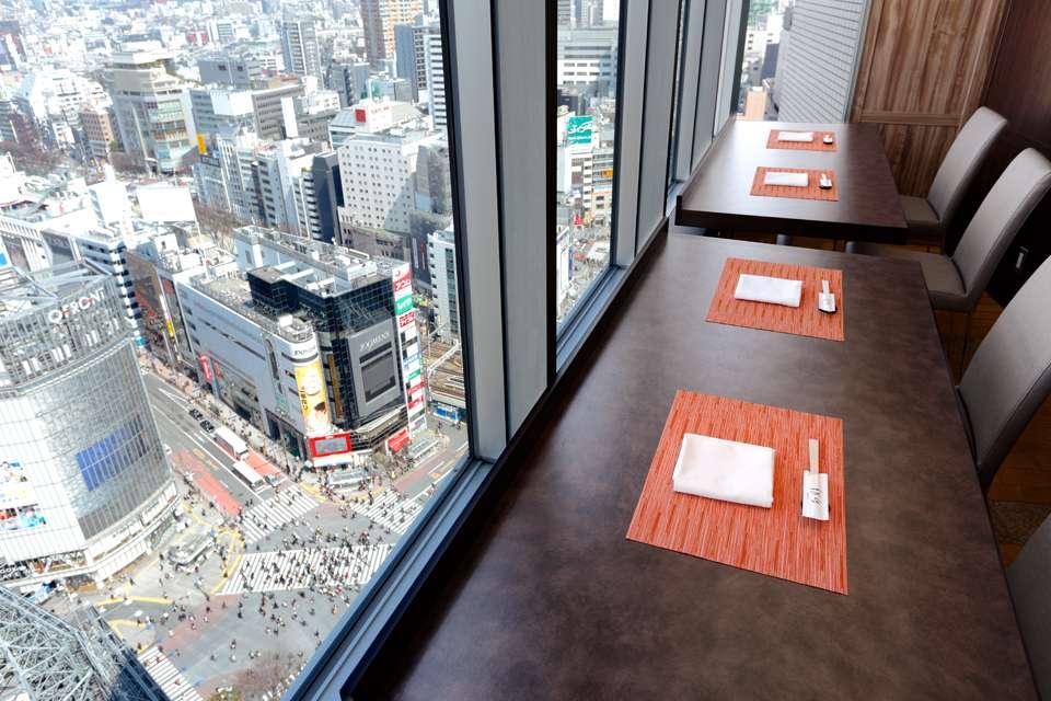 2名様からのお申し込み【新潟発】日帰り東京 渋谷エクセルホテル東急ランチ付