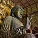 日本が誇る世界遺産 東大寺の大仏