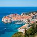 クロアチアの世界遺産『ドゥブロヴニク』