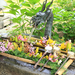 「花手水」って知ってる?新潟県乙宝寺で花手水作り体験してみた!