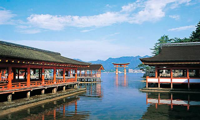 厳島神社〜にっぽんの世界遺産 | 国内旅行・国内ツアーは日本旅行 (24972)
